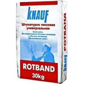 Штукатурка Ротбанд для внутренних работ 30 кг