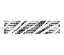 Фриз Golden Tile Кайман 250х60 мм (К4С311)