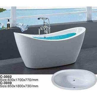 Ванны Atlantis C-3002 170х83х77 см