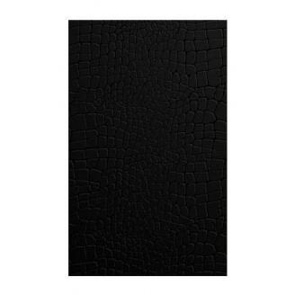 Плитка керамічна Golden Tile Кайман для стін 250х400 мм чорний (К4С061)