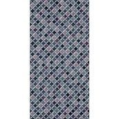 Плитка керамическая BELANI Симфония 25х50 см темно-синий