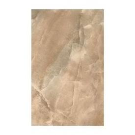 Плитка керамическая Golden Tile Оникс для стен 250х400 мм темно-бежевый (И41061)