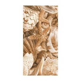 Плитка керамическая Golden Tile Sea Breeze Shells декоративная 300х600 мм бежевый (Е11411)