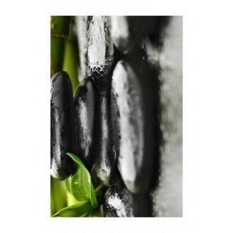 Плитка керамическая Golden Tile Relax декоративная 250х400 мм зеленый (494341)