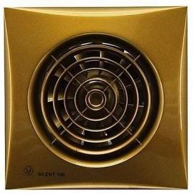 Вентилятор Soler & Palau Silent-100 CZ Gold
