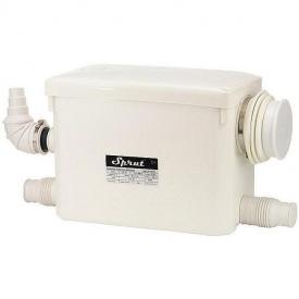Установка канализационная бытовая Sprut WCLift 560/3F