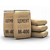 Цемент ПЦ-400 25 кг