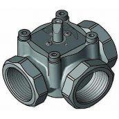 3-х ходовий змішувальний клапан Meibes ЕМ3-25-12 DN25 (EM3-25-12)