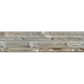 Керамическая плитка Inter Cerama LOFT для пола 15x60 см коричневый темный