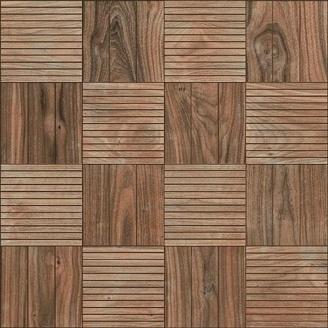 Керамическая плитка Inter Cerama FAGGIO для пола 43x43 см красно-коричневый