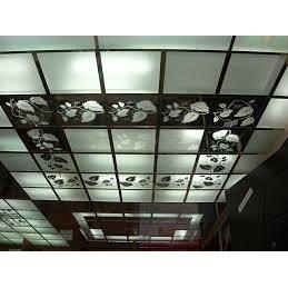 Устройство подвесных потолков типа Armstrong