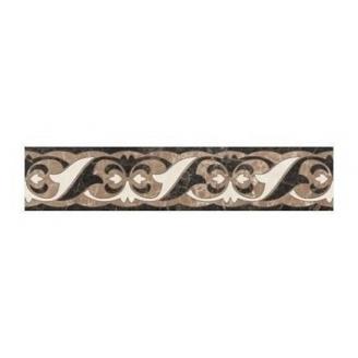 Фриз Golden Tile Lorenzo Intarsia 300х60 мм бежевый (Н4134)