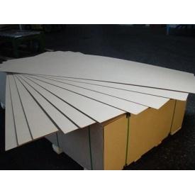 ДВП ламинированная для изготовления мебели 2850х2070х3 мм