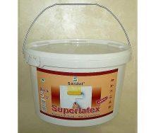 Краска для обоев моющаяся латексная SANDAL Superlatex 5 кг