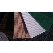 Виставковий ковролін 2 мм 2 м білий