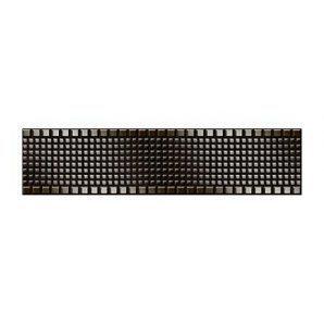 Фриз Golden Tile Токио 60х250 мм коричневый (Г47311)