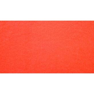 Выставочный ковролин на резиновой основе 2 м ярко-красный