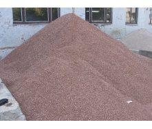 Мармурова крихта 5-10 мм рожева