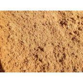 Песок карьерный навалом