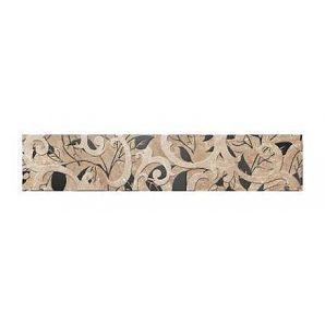 Фриз Golden Tile Сирокко 300х60 мм темно-бежевый (М31321)