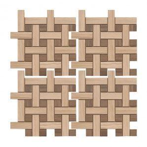 Мозаика Zeus Ceramica Керамогранит Casa Zeus Marmo Acero 30х30 см Crema (mmcxma36)