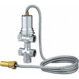 """Предохранительный клапан Caleffi 544 Biomass 1/2"""", 5-110°C, 6 bar, капиляр 1300 мм (544400)"""