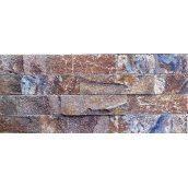 Натуральний камінь Локшина 6 см папороть