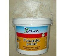 Фарба фасадна Atlass Facade Paint 4 кг