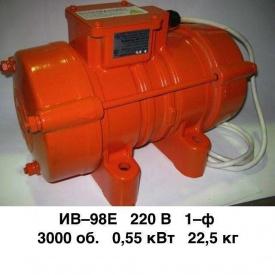 Вібратори майданчиковий ІВ-98Е 220 В