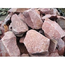 Камень для бани и сауны Малинавий кварцит