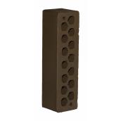 Лицевой кирпич СБК КЛГ-11 0,54NF М175 250х65х65 мм какао