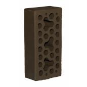 Лицева цегла СБК КЛПр 1NF М150 250х120х65 мм какао