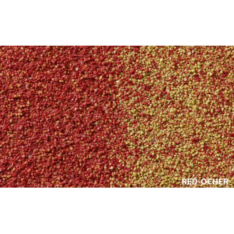 Композитная черепица Metrotile MetroRoman Red Ocher 1280х410 мм