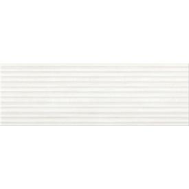 Плитка Opoczno Elegant stripes white structure 250х750 мм