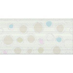 Декор Opoczno Diago white inserto geo 297х600 мм