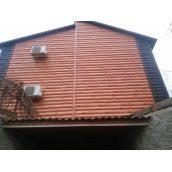 Металевий сайдинг Блок-хаус