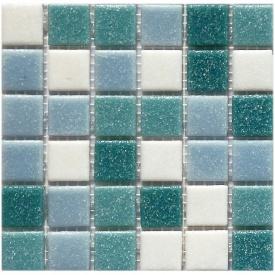 Мозаика Stella di Mare R-MOS A40443011 на бумаге 327x327x4 мм