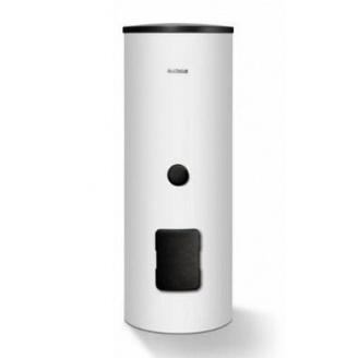 Бак-водонагреватель бивалентный Buderus Logalux SM400/5 W 380 л 670х1835 мм белый