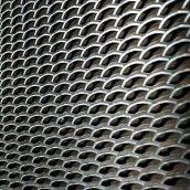 Сетка просечно-вытяжная 25x60 мм 10 м2