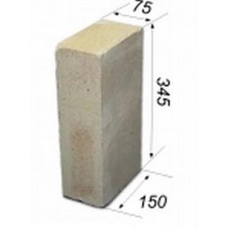 Шамотный кирпич ША-10 345x150x75 мм