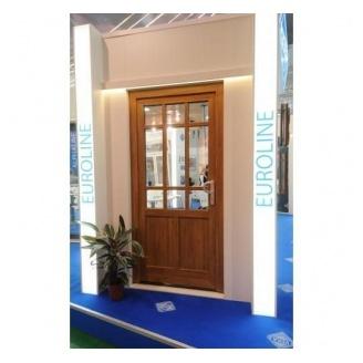 Металлопластиковые двери Века EUROLINE