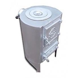 Металева піч ВІКТОРІ 1,4 кВт