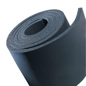 Каучуковая изоляция Kaiflex 10 мм черная