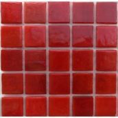Мозаика стеклянная VIVACER R07 327х327 мм