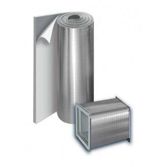 Теплоізоляція рулонна K-FLEX AIR AD METAL 20 мм 1,5х10 м