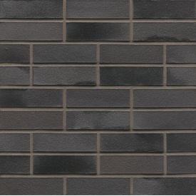 Клінкерна плитка Muhr Klinker LI-NF 15 Schwarz-bunt edelglanz glatt 240х14х71 мм