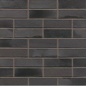 Клинкерная плитка Muhr Klinker LI-NF 15 Schwarz-bunt edelglanz glatt 240х14х71 мм