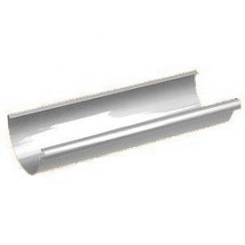 Водосточная система Galeco PVC110 110 мм 4 м желоб RE110-RY400-G RAL9010/белоснежный