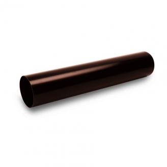 Труба Galeco SP100 100 мм 4 м (SP100-RU400-G) (RAL8017/шоколадный)