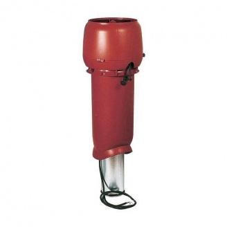Вентилятор VILPE Eco 190 P 125х700 мм (красный)